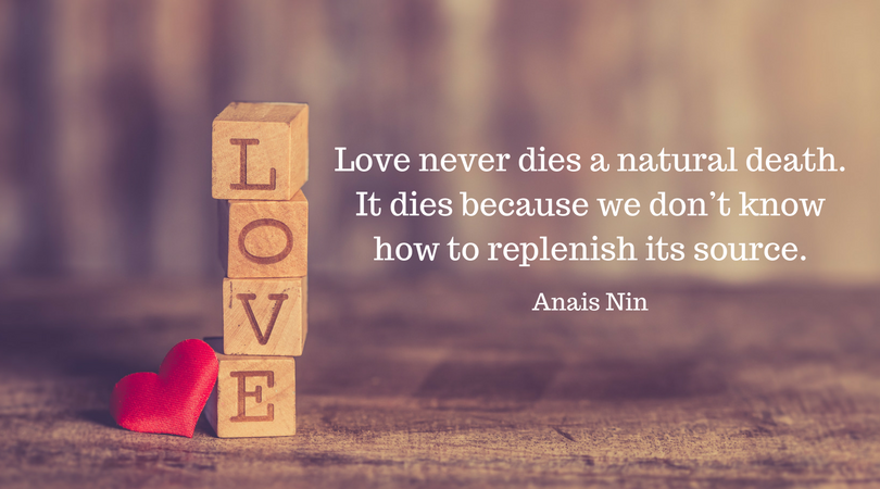 Love never dies.